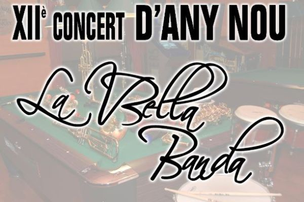 XII CONCERT D'ANY NOU